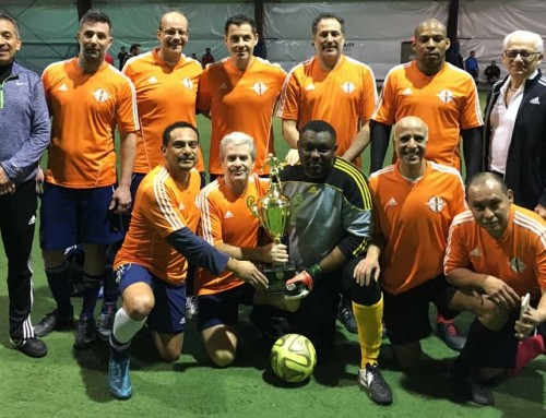 Over 30 Indoor Champs – Oceanside United