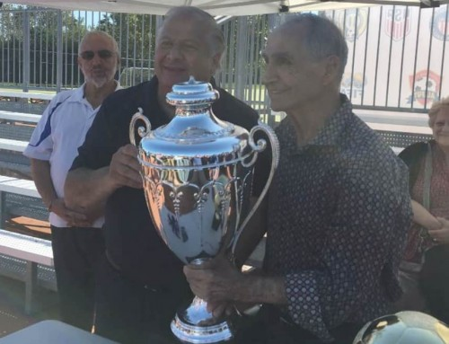 Pancyprian Freedoms capture Rapaglia Cup